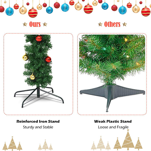 Cactus Christmas Tree Base Stand Comparison Versus Other Brands