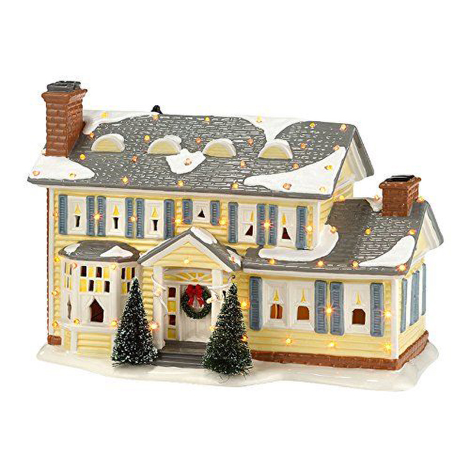 Ceramic Replica of The Griswolds' House sans marketing props