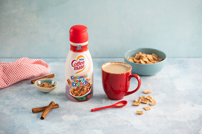 Coffee-mate Cinnamon Toast Crunch Creamer