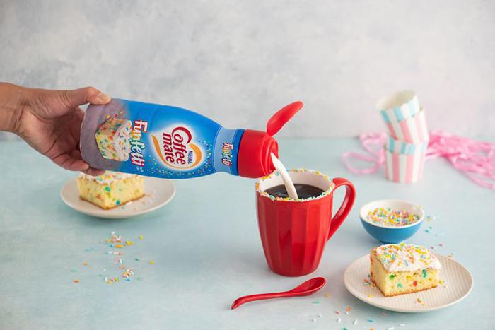Coffee-mate Funfetti Creamer