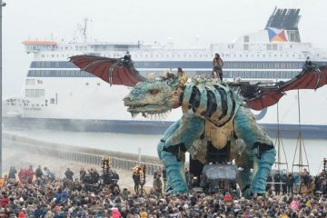 Dragon of Calais