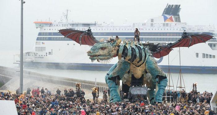 Dragon of Calais