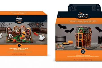 Hyde and Eek Halloween Cookie Kits