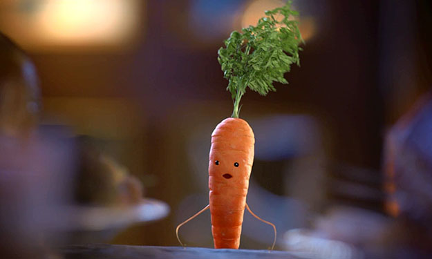 Kevin The Carrot