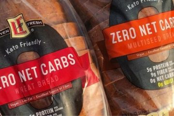 L'Oven Fresh Zero Net Carb Bread