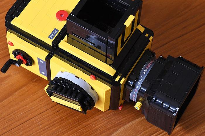 LEGO Camera Lens