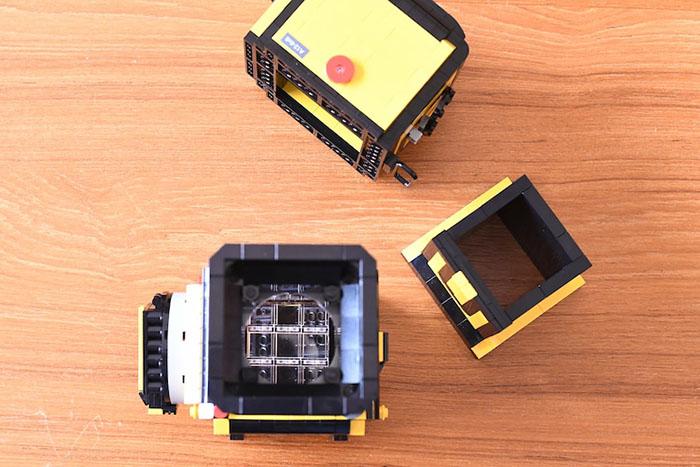 LEGO Camera Parts 2