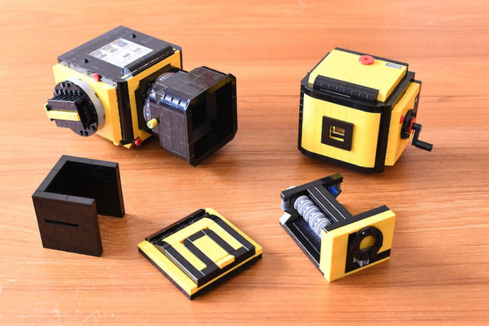 LEGO Camera Parts