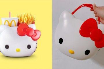 McDonald's Hello Kitty Meals