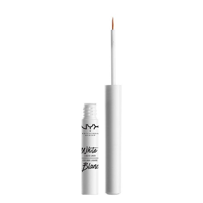 NYX Professional White Liquid Eyeliner