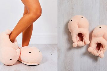 Pierre Penis Slippers