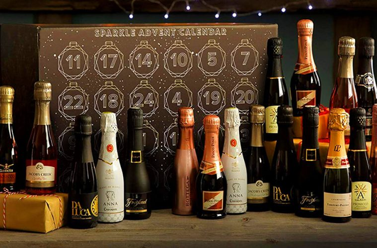 Prosecco advent calendar