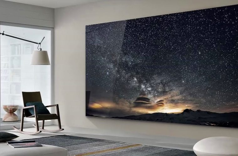 Samsung 219-inch the wall
