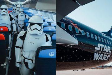 Star Wars Boeing 737
