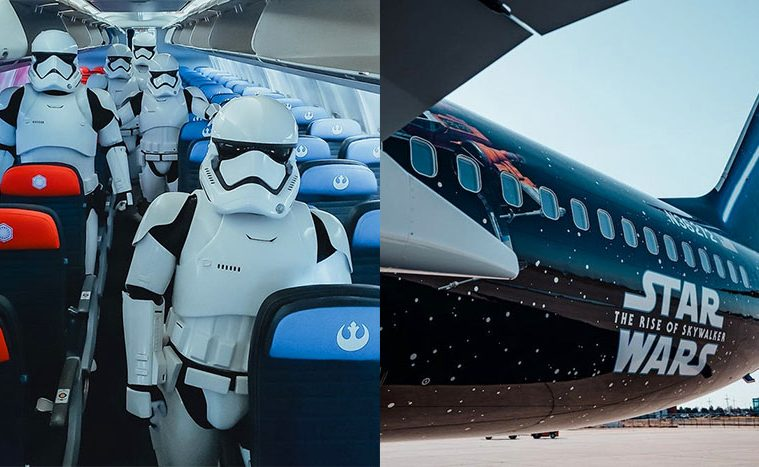 Star Wars Boeing 737