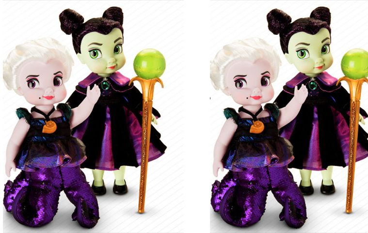 Villainous Animators' Collection Dolls