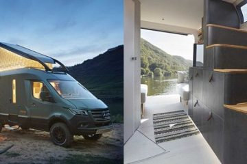 VisionVenture Camper Van