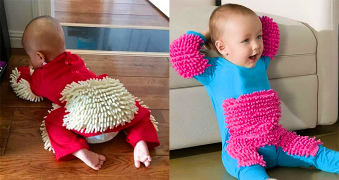 baby mop oneise