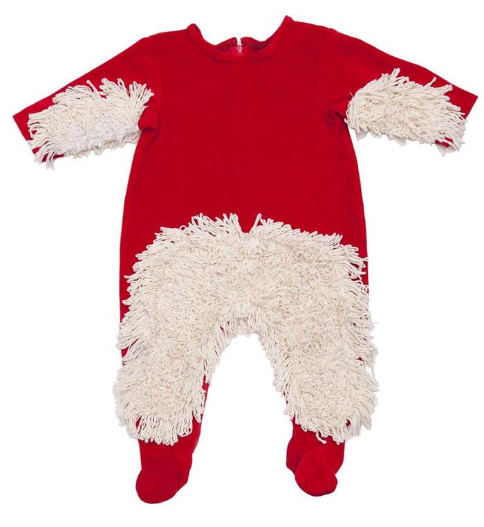 baby mop-onesie yarn microfiber