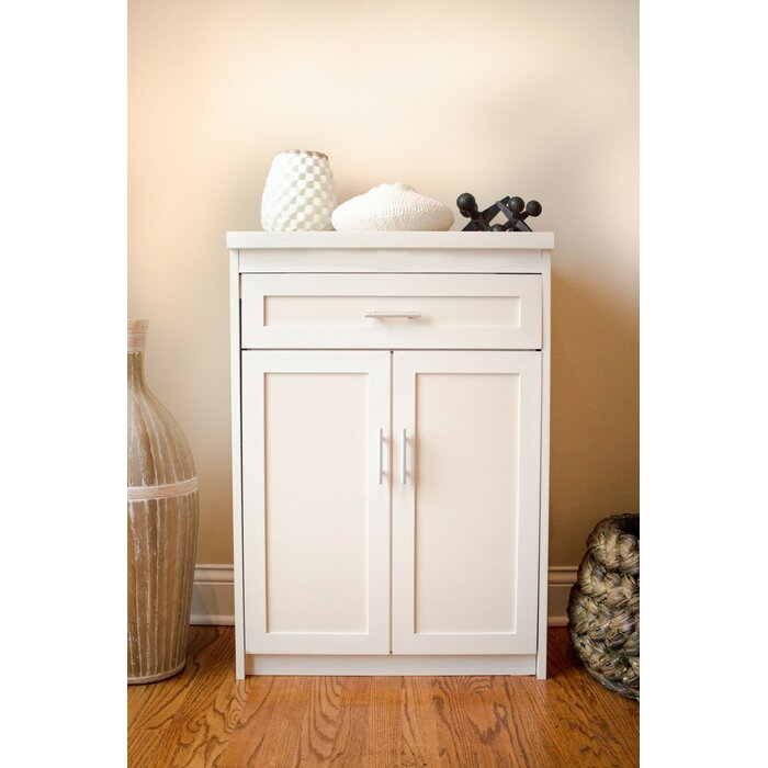 bed-and-cabinet for pets white