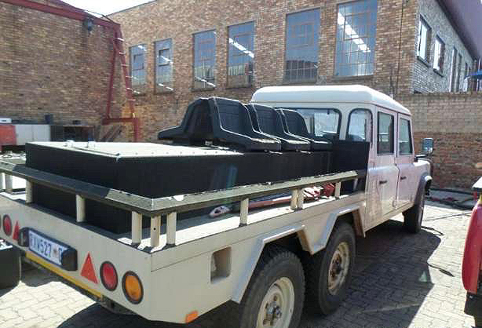 defender 110 found in africa classic overland
