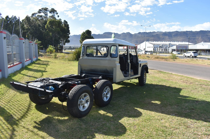 defender 110 found in africa