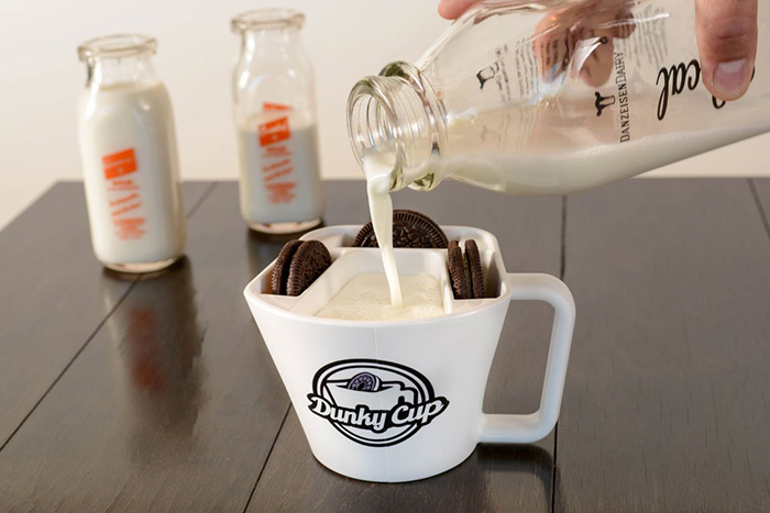 dunky cup 8oz capacity