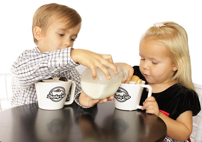 dunky cup milk cookies