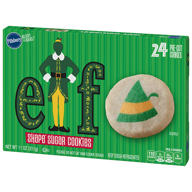 elf sugar cookies