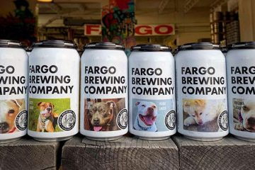 fargo brewing company dog adoption