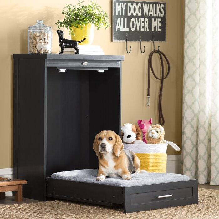 fold-up murphy dog bed cabinet