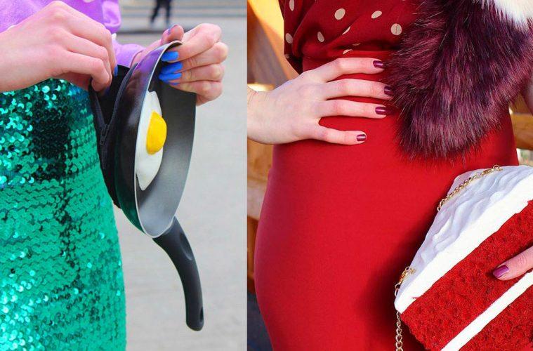 food shaped purses