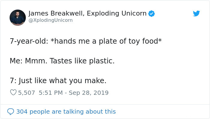 funny parenting struggles plastic food