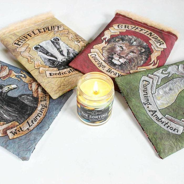 harry potter hogwart houses