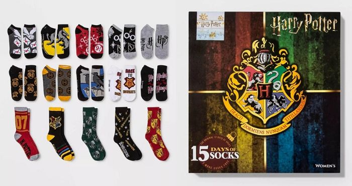 harry potter sock
