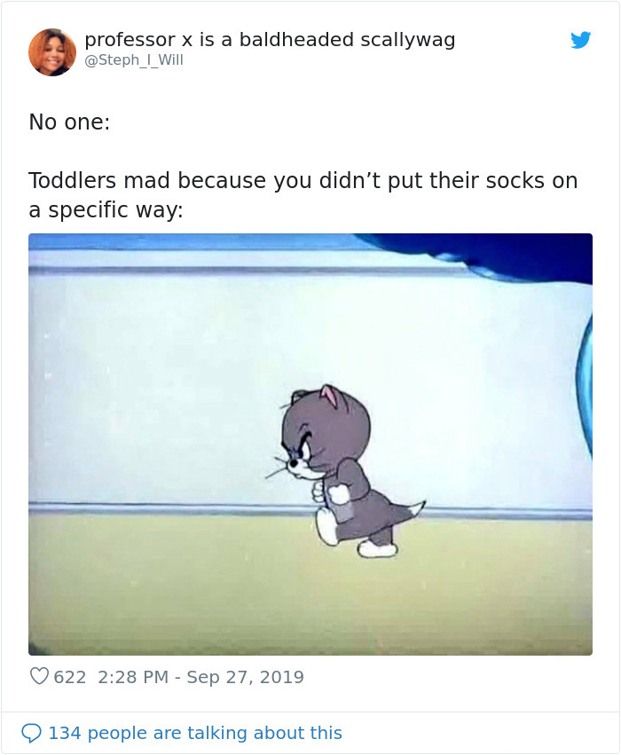 hilarious parent tweets mad over socks