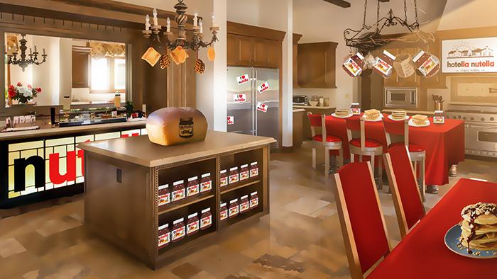 hotella nutella kitchen