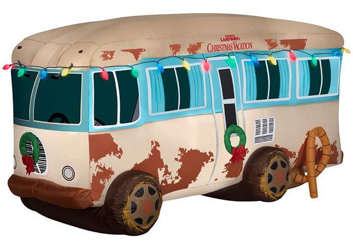 inflatable christmas vacation rv