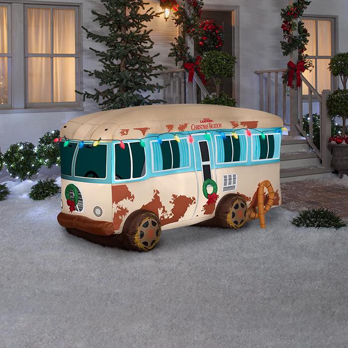 inflatable christmas vacation rv national lampoon
