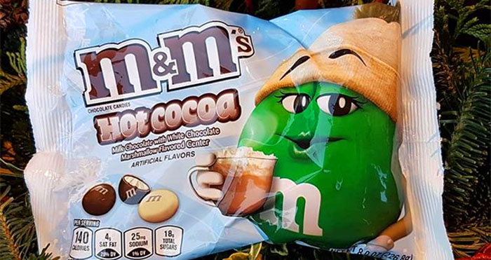 m and ms hot cocoa