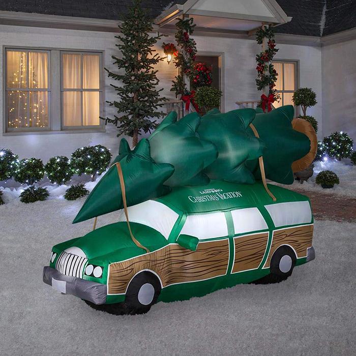 national lampoon christmas vacation station wagon