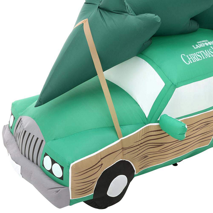 national lampoon griswold truckster replica