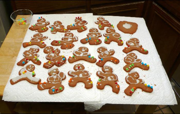 ninjabread cookie cutters actual