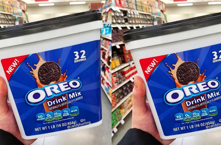 oreo drink mix 32 servings