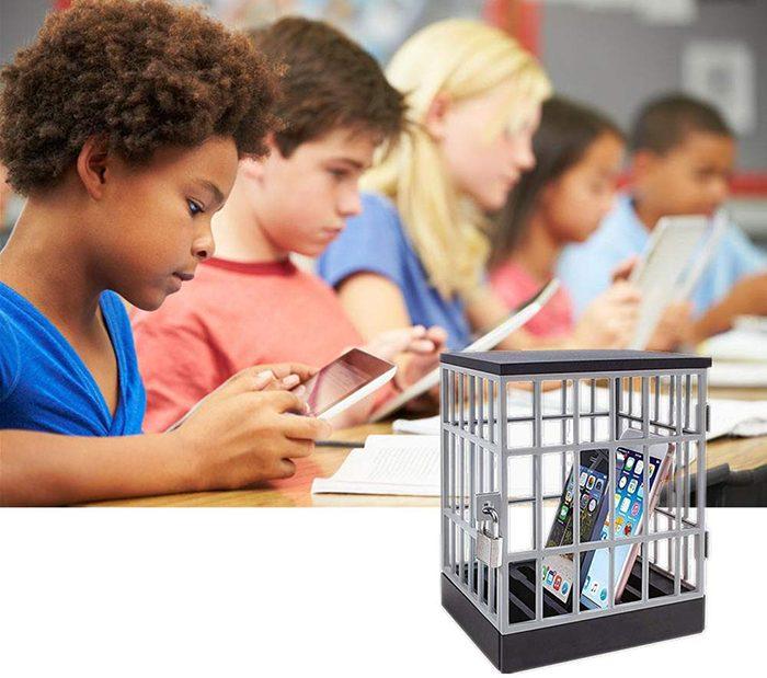 phone vaults classroom