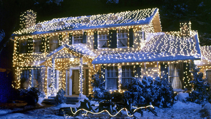 real Griswold holiday house