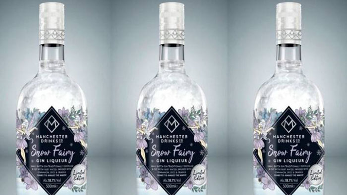 snow fairy gin