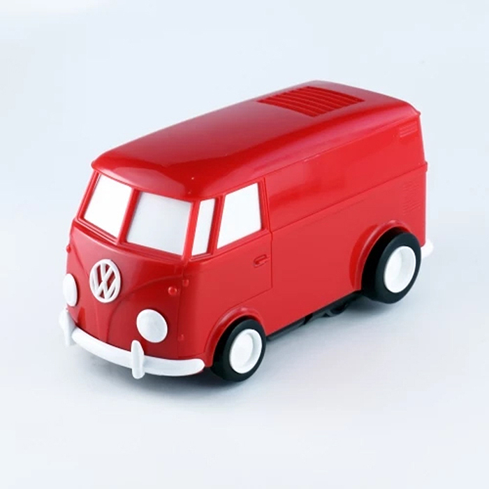 soundwagon record runner miniature volkswagen van