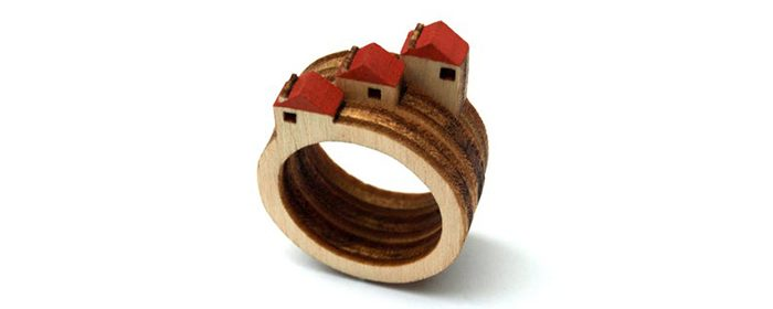 stackable landscape rings house design