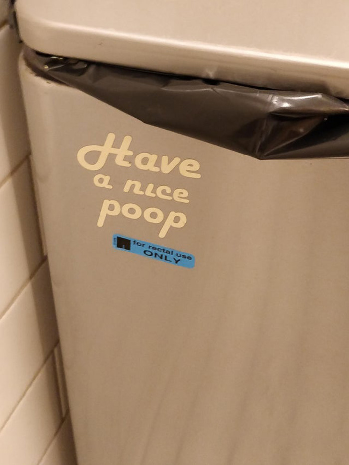 subreddit rectalstickers trash can